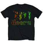 T-shirt The Doors Spectrum