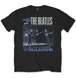 "T-shirt The Beatles ""1963"" The Palladium"