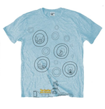 T-shirt The Beatles Bubbles