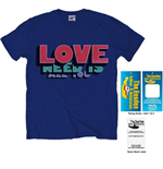 T-shirt The Beatles All You Need Is Love