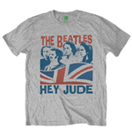 T-shirt The Beatles Windswept/Hey Jude