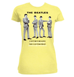 T-shirt The Beatles da donna You Can't Do That