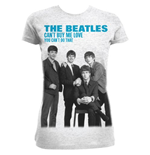 T-shirt The Beatles da donna You Can't Buy Me Love