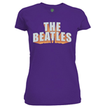 T-shirt The Beatles da donna 3D Logo
