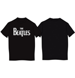 T-shirt The Beatles Drop T Logo