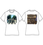 T-shirt The Beatles da donna Abbey Road