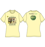 T-shirt The Beatles da donna Long & Winding Road