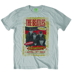 T-shirt The Beatles Hamburg Poster 1962
