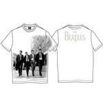 T-shirt The Beatles Walking in London
