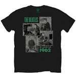 T-shirt The Beatles Cavern Shots 1962.