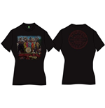 T-shirt The Beatles da donna Sgt Pepper