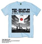T-shirt The Beatles At the Budokan