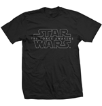 T-shirt Star Wars Force Awakens Logo