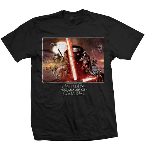 T-shirt Star Wars Collection