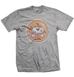 T-shirt Star Wars BB-8 Distress