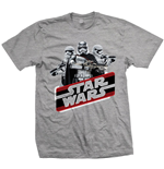 T-shirt Star Wars Episode VII Phasma