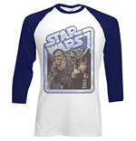T-shirt Star Wars Chewie & Hans