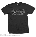 T-shirt Star Wars - Logo