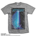 T-shirt Star Wars ROTJ Sabre