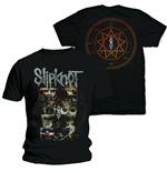 T-shirt Slipknot Creatures