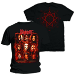 T-shirt Slipknot Rusty Face