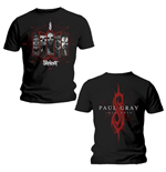 T-shirt Slipknot Paul Grey