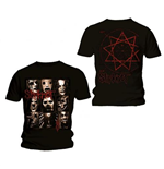 T-shirt Slipknot Mezzotint Decay