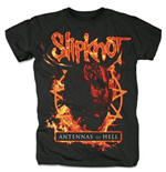 T-shirt Slipknot Antennas to Hell