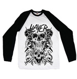T-shirt Slayer Skulls