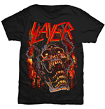 T-shirt Slayer Meat hooks