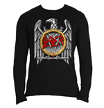 T-shirt manica lunga Slayer Silver Eagle