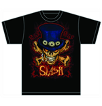 T-shirt Slash Crossbones
