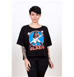 T-shirt Slash da donna Stars
