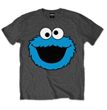 T-shirt Sesame Street Cookie Head