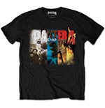 T-shirt Pantera Album Collage