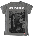 T-shirt One Direction da donna Take me Home- Album