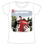 T-shirt One Direction da donna Take me Home- Rough Edges