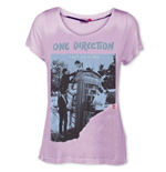 T-shirt One Direction da donna Take me Home- Ripped