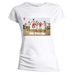T-shirt One Direction da donna Band Jump