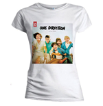 T-shirt One Direction da donna Up all night