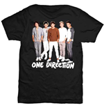 T-shirt One Direction da donna New Standing