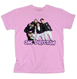 T-shirt One Direction da donna Train Bundle 2