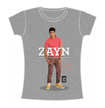 T-shirt One Direction da donna Zayn Standing Pose