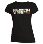 T-shirt One Direction da donna Photo Split