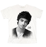 T-shirt One Direction da donna Zayn Solo B&W