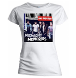 T-shirt One Direction da donna Midnight Memories