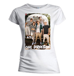 T-shirt One Direction da donna Airstream