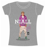 T-shirt One Direction da donna Niall Standing Pose