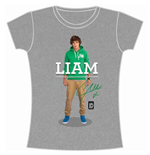 T-shirt One Direction da donna Liam Standing Pose