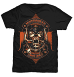 T-shirt Motorhead Orange Ace